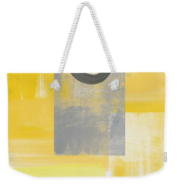 Afternoon Sun And Shade Weekender Tote Bag