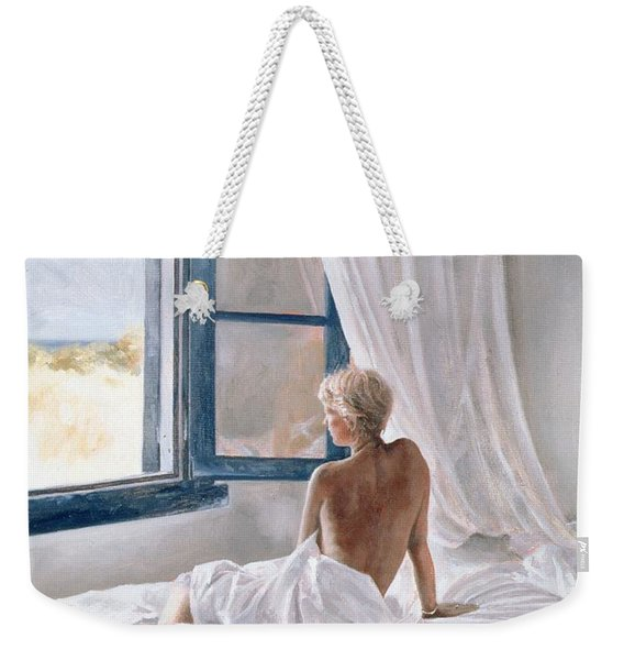 Afternoon View Weekender Tote Bag