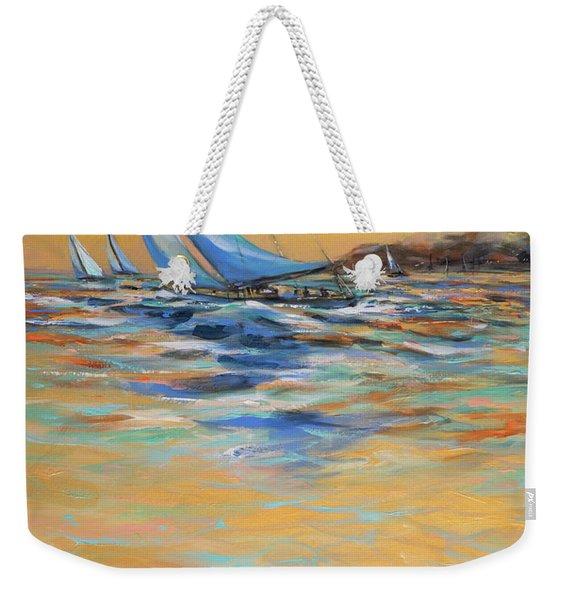 Afternoon Winds Weekender Tote Bag