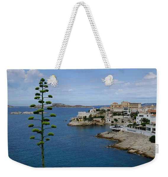 Agave At Corniche Weekender Tote Bag