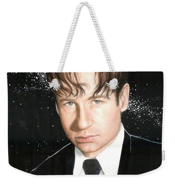 Agent Mulder Weekender Tote Bag