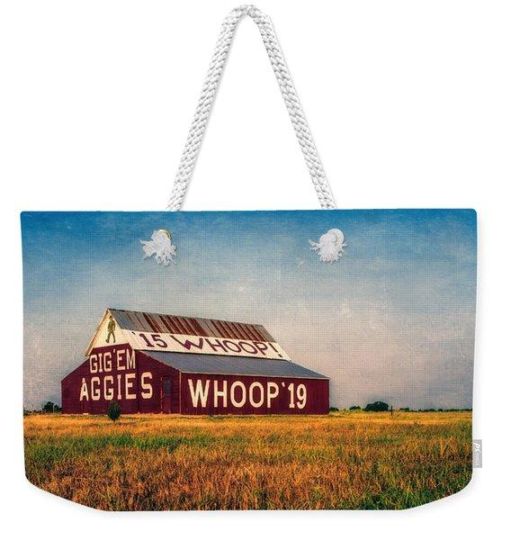 Aggie Barn 2015 Weekender Tote Bag
