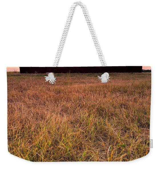 Aggie Land Weekender Tote Bag