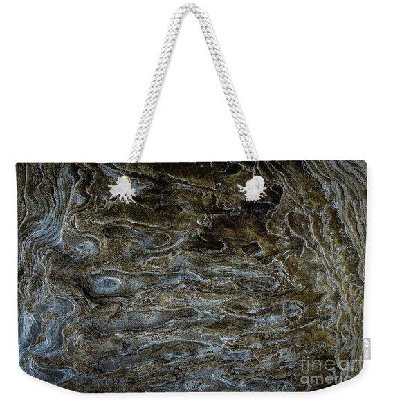 Agitated Weekender Tote Bag