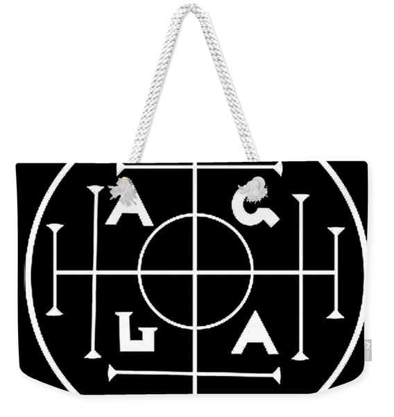 Agla Lucky Charm Weekender Tote Bag