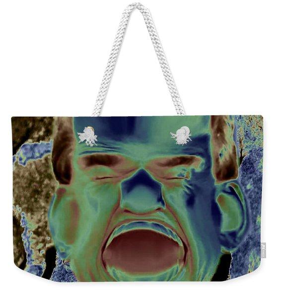 Agony And Misery Weekender Tote Bag
