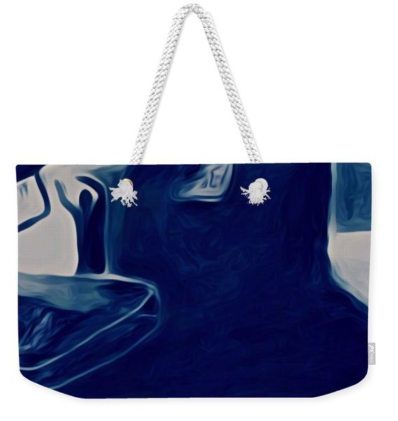 Agony Of The Outside World 2 Weekender Tote Bag