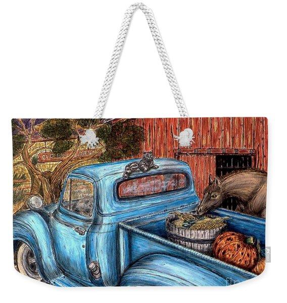 Ahh...the Good Life Weekender Tote Bag