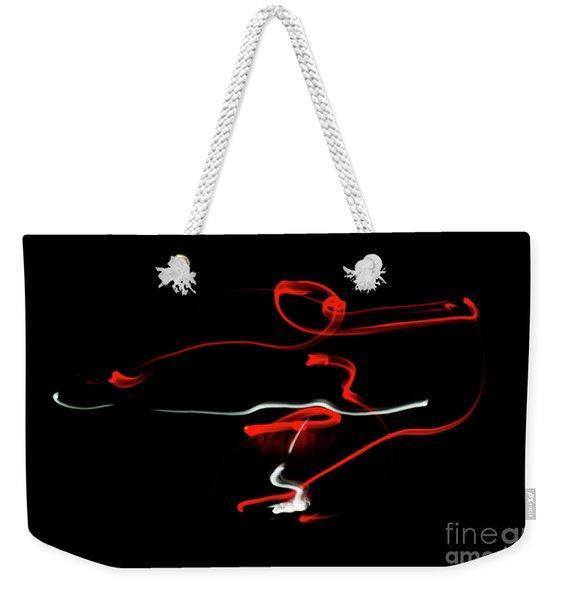 Aikido - Sankyo, Omote Weekender Tote Bag
