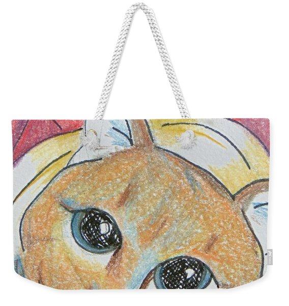 Ain't I Cute Weekender Tote Bag