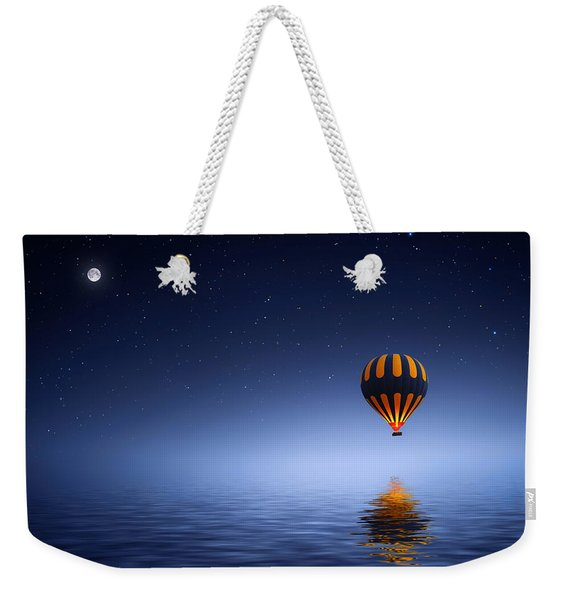 Air Ballon Weekender Tote Bag