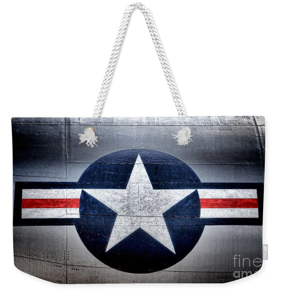 Air Force Weekender Tote Bag