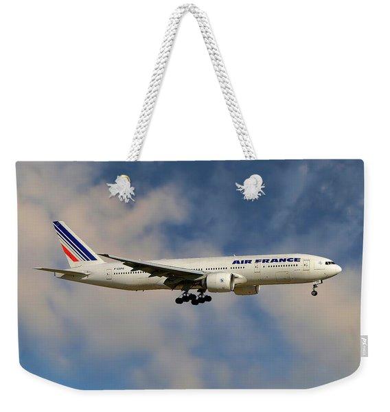 Air France Boeing 777-228 Weekender Tote Bag