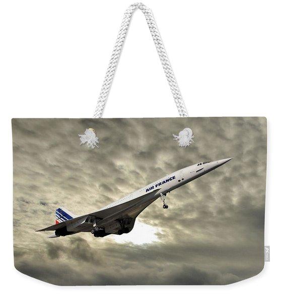 Air France Concorde 115 Weekender Tote Bag