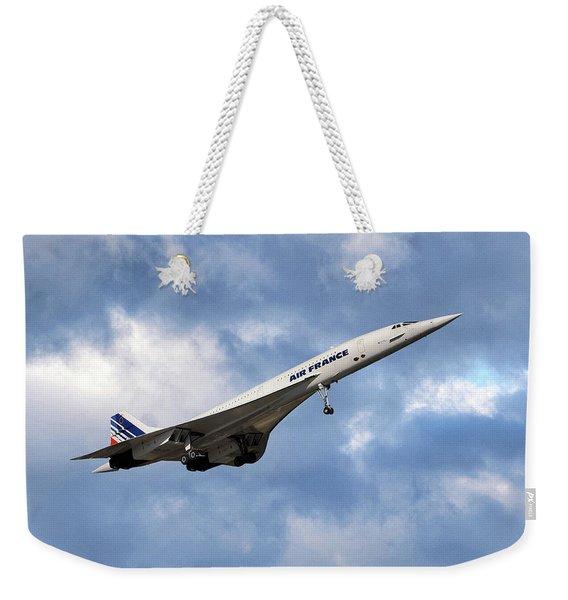 Air France Concorde 118 Weekender Tote Bag