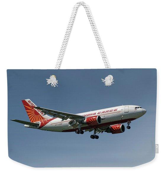 Air India Cargo Airbus A310-304 Weekender Tote Bag