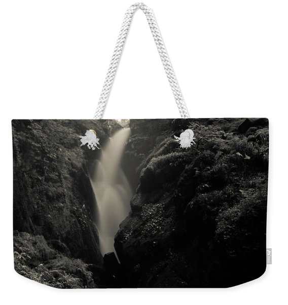 Aira Force - Black And White Weekender Tote Bag