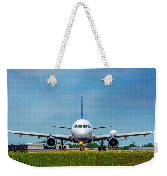 Airbus A320 Weekender Tote Bag