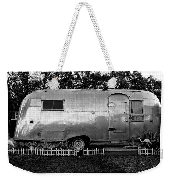 Airstream Life Weekender Tote Bag