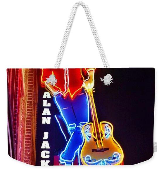 Aj's Good Time Bar Weekender Tote Bag