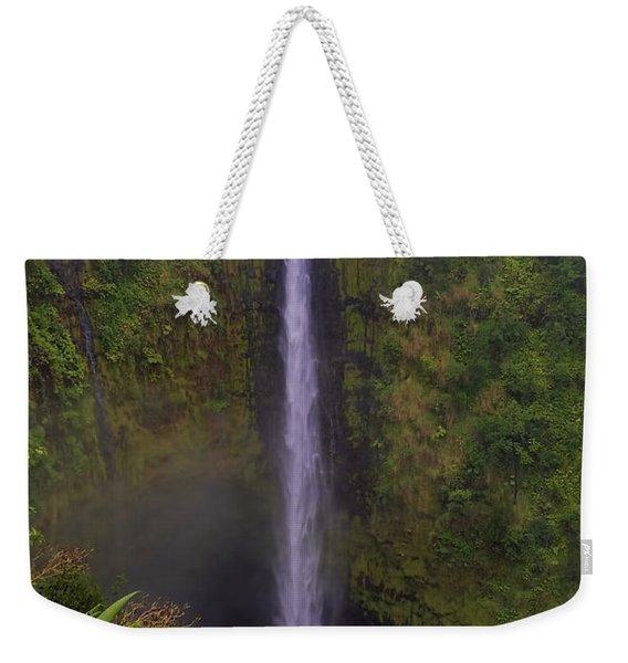 Akaka Falls Weekender Tote Bag