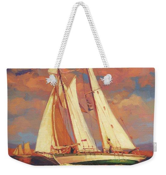 Al Fresco Weekender Tote Bag