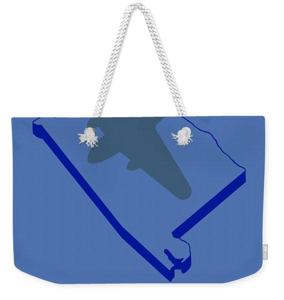 Alabama Civilian Defense - Wpa Weekender Tote Bag