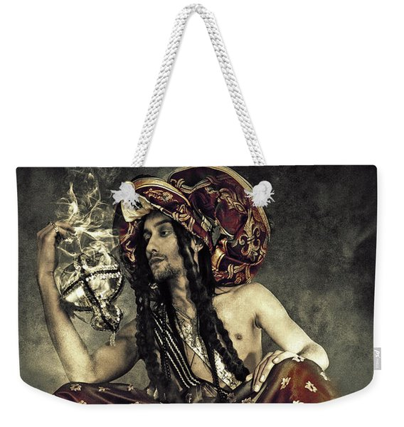 Aladdin Art Photography Weekender Tote Bag