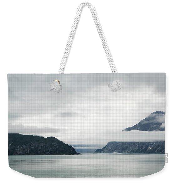 Alaska Waters Weekender Tote Bag
