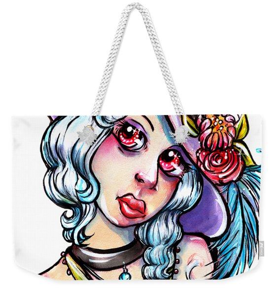 Albe Pale  Weekender Tote Bag