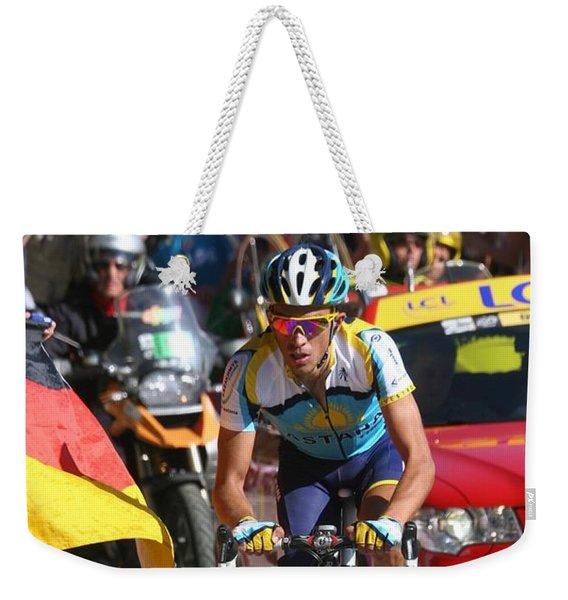 Photograph - Alberto Contador - Mountain Stage by Travel Pics