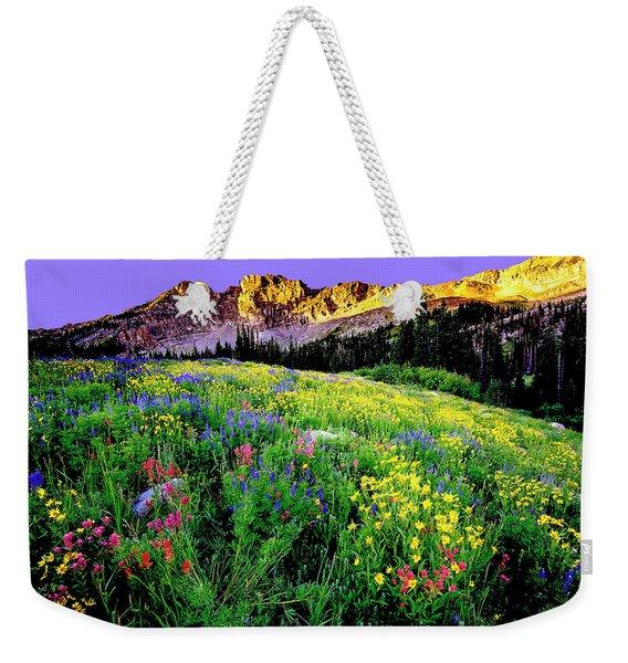 Albion Meadows Weekender Tote Bag