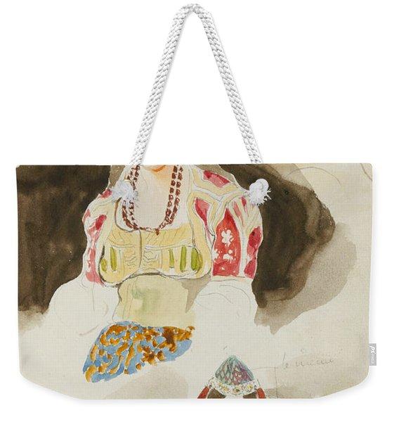 Album De Voyage Au Maroc Weekender Tote Bag