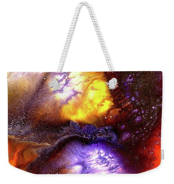 Alchemy 03c Weekender Tote Bag