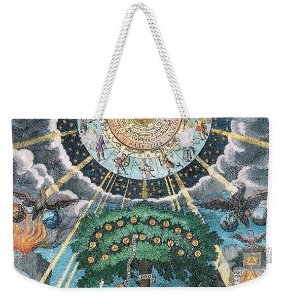 Alchemy Coagulation Weekender Tote Bag
