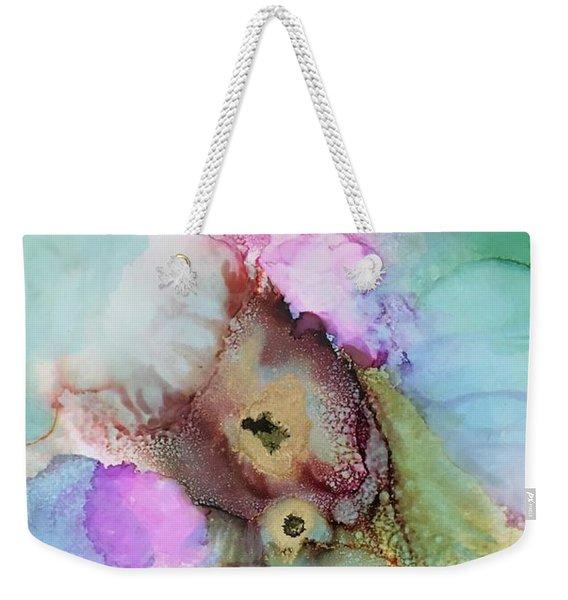 Alcoholic Flower Weekender Tote Bag