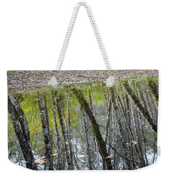 Alder Reflection Weekender Tote Bag
