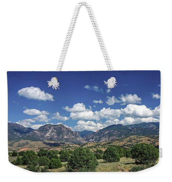 Aldo Leopold Wilderness, New Mexico Weekender Tote Bag
