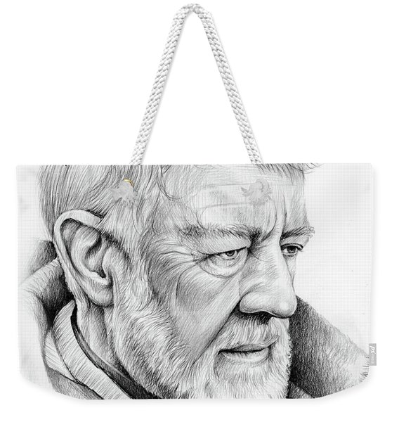 Alec Guinness Weekender Tote Bag