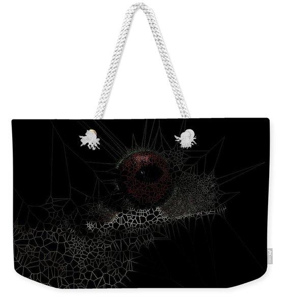 Alert Weekender Tote Bag