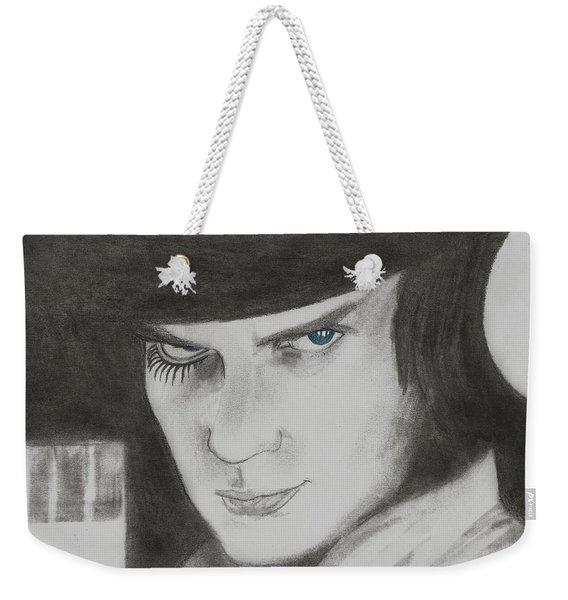 Alex From A Clockwork Orange Weekender Tote Bag