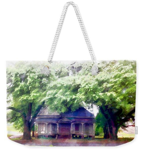 Alexandria House Weekender Tote Bag