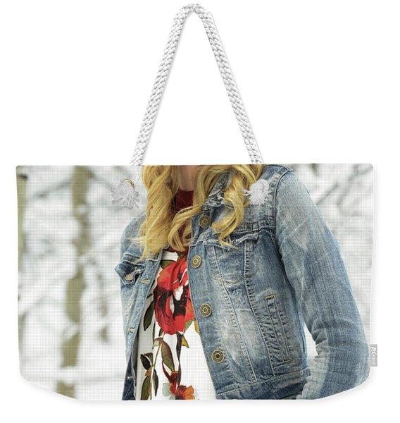 Alison Weekender Tote Bag