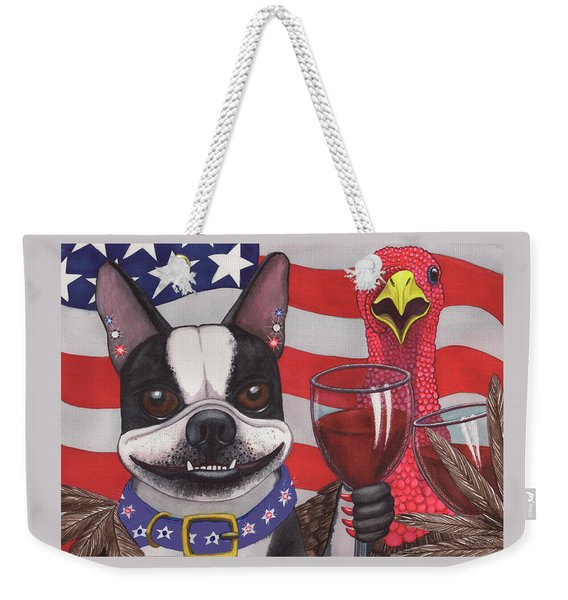 All American Winers Weekender Tote Bag