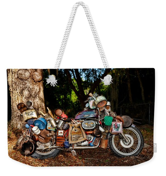 All But The Kitchen Sink Weekender Tote Bag