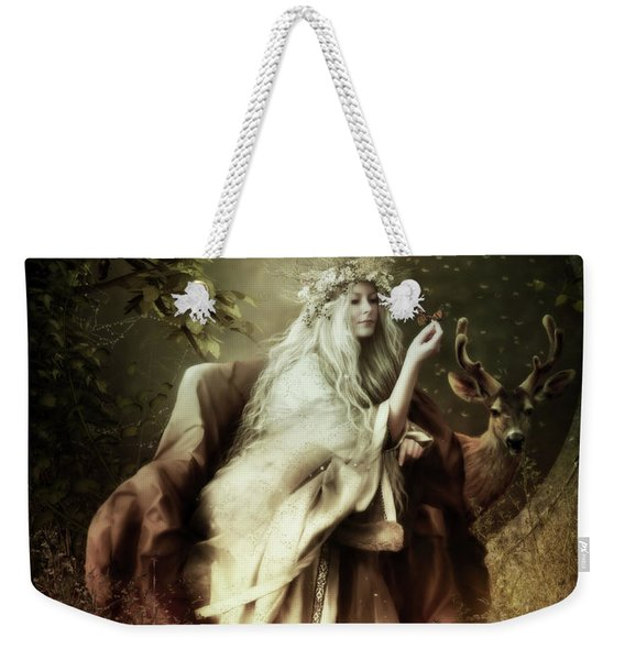 All Creatures Great And Small Weekender Tote Bag