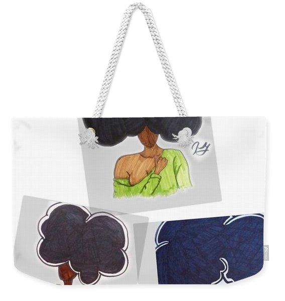 All In One  Weekender Tote Bag
