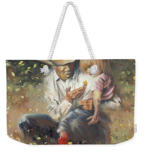 All Of Life's Little Wonders Weekender Tote Bag