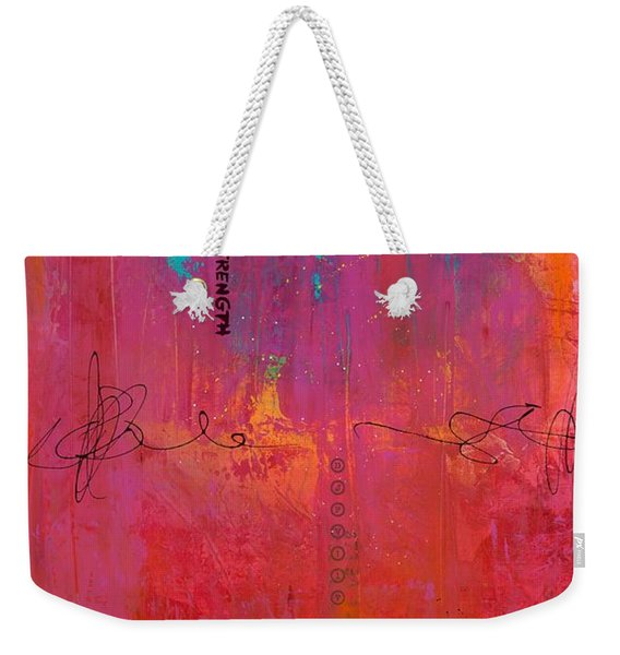 All The Pretty Things Weekender Tote Bag