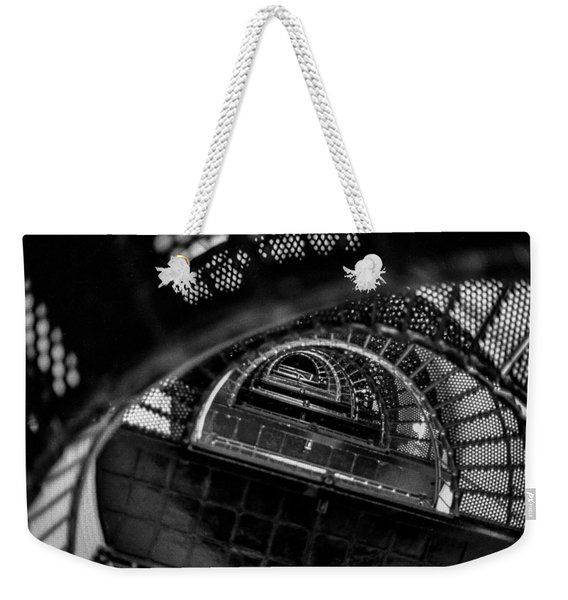 All The Way To The Top Weekender Tote Bag